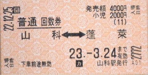 回数 券 jr JRの回数券の買い方と賢い使い方【約9.1%お得!裏技も紹介!】