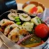 息子ちゃんの☆カニかま海苔巻き弁当♪   レシピ900品♡の画像