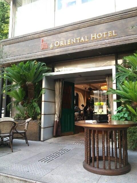 ホテル シクスバイ オリエンタル