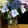 『MY tea茶s倶楽部』の紫陽花の画像