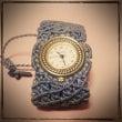 民芸品の時計