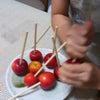 りんごチョコの画像