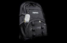 supreme 15ss シュプリーム リュック ブラック