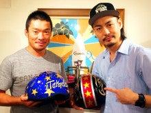 武田選手ヘルメット 2015 03