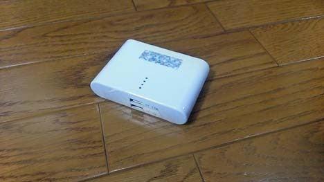 最新モバイルバッテリーは高機能で格安!1