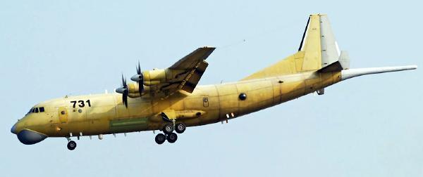 中国の新型対潜哨戒機 | バンコクジジイのたわ言