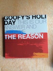 GOOFY'S HOLIDAY  REASON