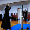 女剣士「右袈裟連続斬り」初動画を入れました!の画像