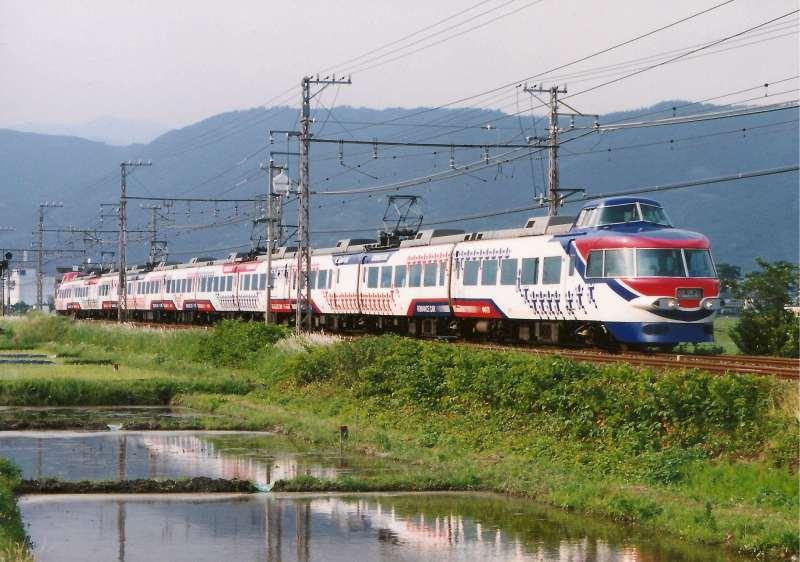 小田急ロマンスカー3100形(NSE)最後の活躍 (1999/6~7月)