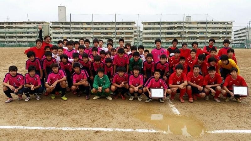 smile cup2日目:長吉西中学校vs...