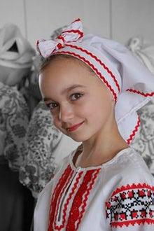 美人の血統 = ウクライナ & ベ...