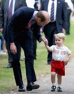 英国王室】ウィリアム王子、キャ...