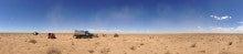 ゴビ砂漠のど真ん中