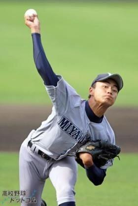 注目 選手 高校 野球 宮崎