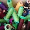 布や糸の画像