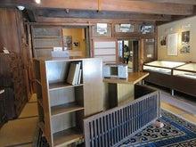 山本有三ふるさと記念館内部