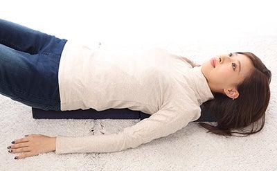 悪化 ストレッチポール 腰痛 毎日たった15分寝るだけで腰痛が良くなる方法