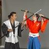 7.19 サムライ(真剣刀法)&チャンバラ体験WS、日本刀を通して、日本を知ろう!の画像