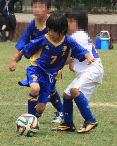 少年サッカー★ラルフローレン☆深草サッカー