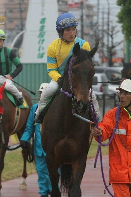 晴れ舞台を見届けに~池田敏樹騎手~   くろべえの馬旅