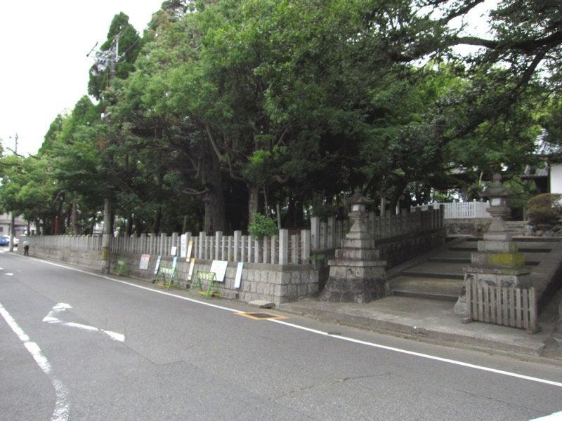 寺部城/③七所神社の周囲