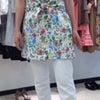 京染めプリントチュニック★奈良・ファッションセレクトショップ★ラレーヌの画像