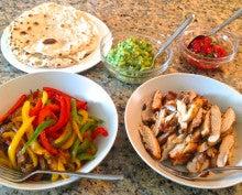 夏に食べたくなる、ファフィータ。トルティーヤから手作りで!の記事より