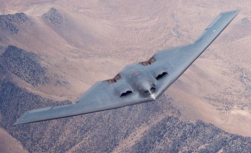 7月17日 今日は何の日? 1989年 アメリカ空軍のステルス戦略爆撃機B-2が初飛行   つれづれなるままに