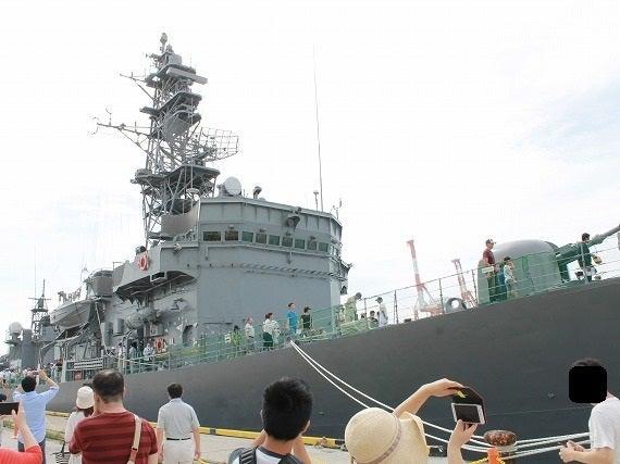 艦艇広報 あぶくま型護衛艦「ちくま」 | しーじとプラモデル達の日々!
