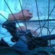 自転車が壊れました!…