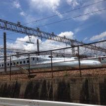 博多南新幹線車両基地…