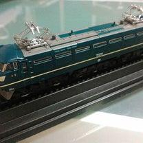 直流電気機関車のスター!EF66形模型が付録〜「国産鉄道コレクション」第9巻の記事に添付されている画像