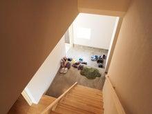 階段/玄関/モルタル