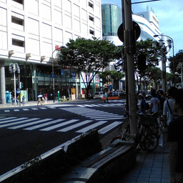 画像 ロフト名古屋から【千里眼 栄本店] までの道順♡ の記事より 3つ目