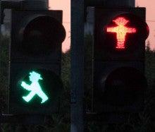 旧東ドイツの信号アンペルマン | Reiのブログ