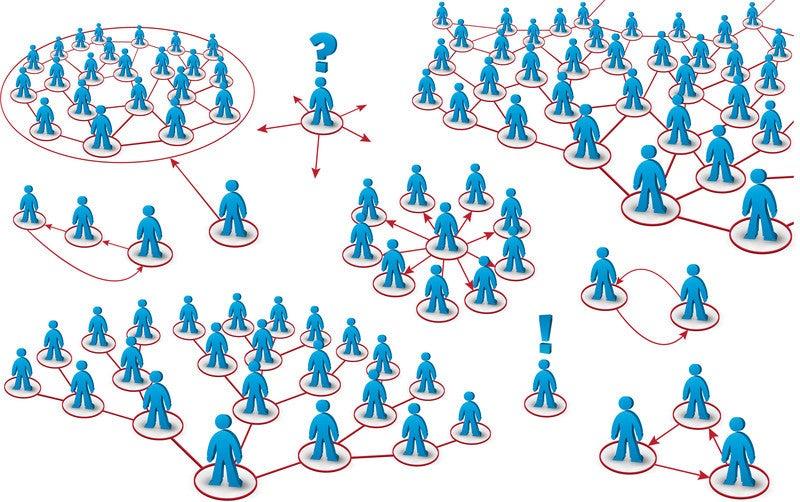 ネットワークビジネスの仕組み