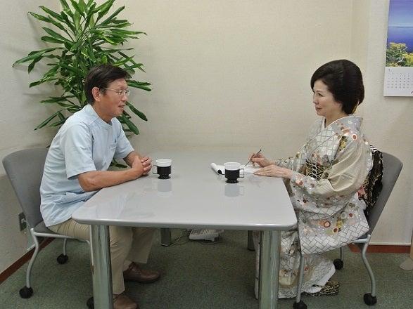 ワニブックス本社 板東先生&由美ママ対談3