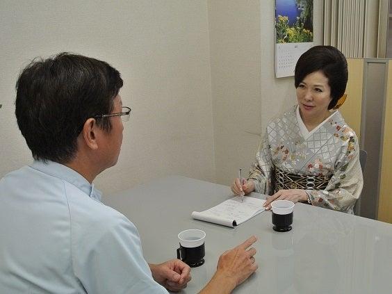 ワニブックス本社 板東先生&由美ママ対談1