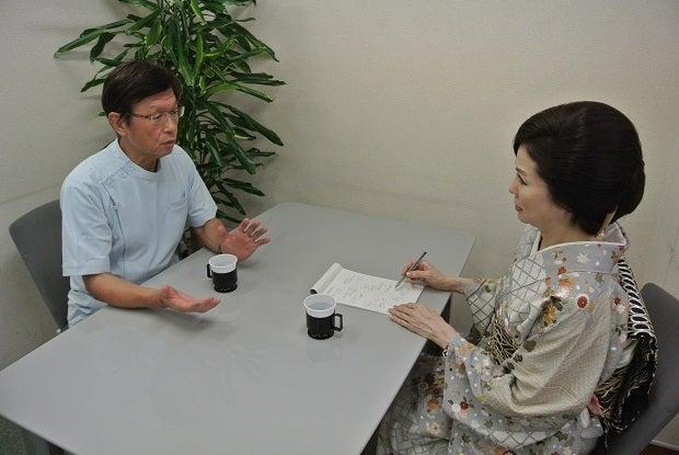 ワニブックス本社 板東先生&由美ママ対談2