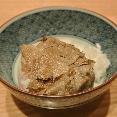 尾崎幸隆 トリュフの卵かけご飯2
