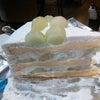 ハーブスでゆっくりとケーキの画像