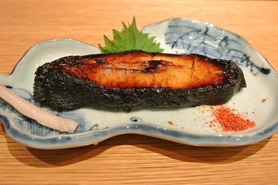 銀座 心味 カレイの西京焼き