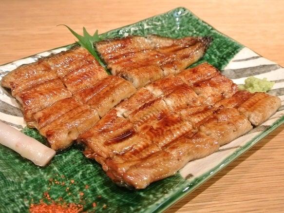 銀座 心味 浜名湖鰻蒲焼2