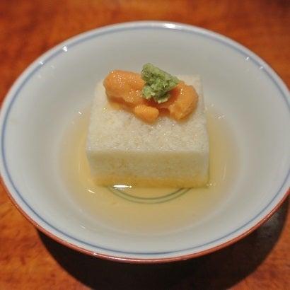 銀座久兵衛 湯葉豆腐