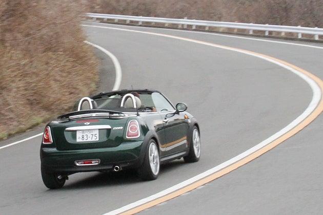 BMWミニロードスター クーパーS
