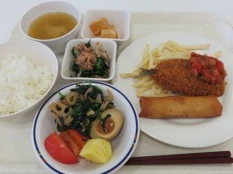 東京海洋大学_越中島食堂1