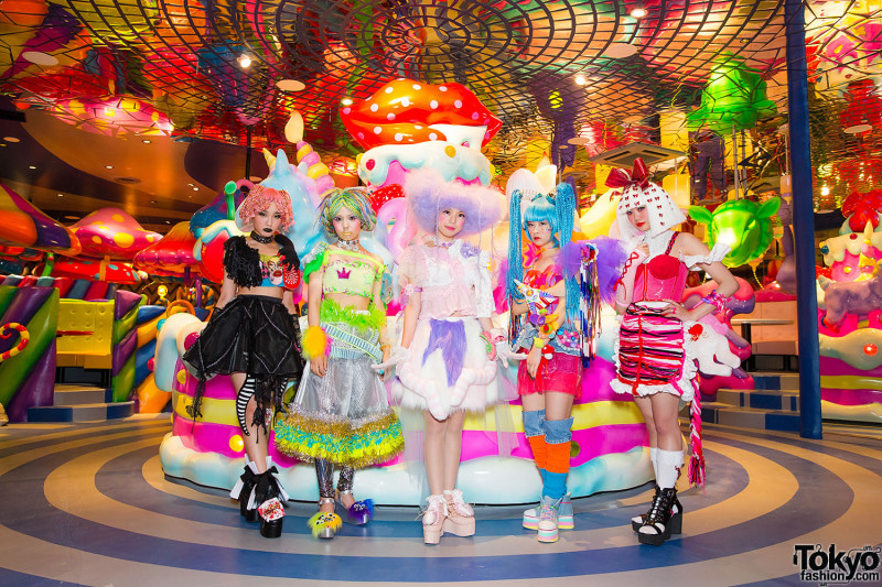 KAWAII MONSTER CAFE/TokyoFashion.com