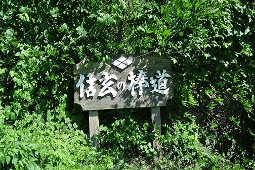 小淵沢CC No.7 信玄の棒道
