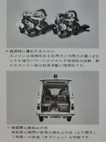 74(8)ハイエース型エンジン&リアゲート