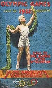 1932年ロサンゼルスオリンピックのイタリア選手団